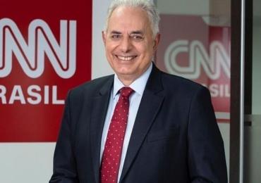 William Waack, novo âncora da CNN Brasil, vem a Goiânia nesta terça-feira palestrar no Sankhya Talks