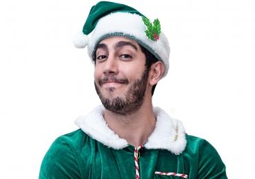 Humorista Jonathan Nemer apresenta 'Especial de Natal' em Goiânia