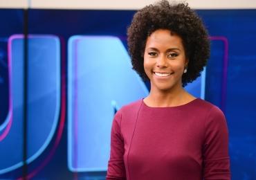 Maju Coutinho fará estreia no Jornal Hoje e está próxima de apresentar JN, diz site