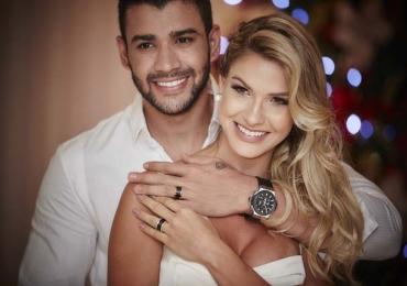 Gusttavo Lima anuncia gravidez de Andressa Suíta e conta qual o sexo do bebê