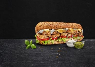 Conheça o novo (e incrível) sanduíche premium da Subway
