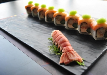 Taj Bar promove uma semana de culinária japonesa