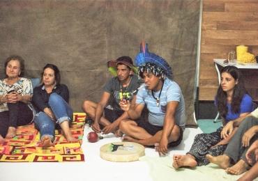 Goiânia é palco do 3°encontro indígena da Nação Fulni-ô