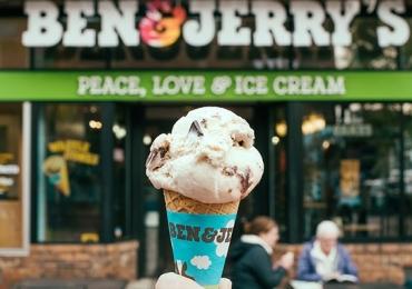 Ben & Jerry's vai distribuir sorvete de graça e à vontade em Goiânia