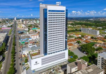 Avenida Rio Verde ganha seu prédio mais alto e se firma como um oásis empresarial de Goiânia e Aparecida