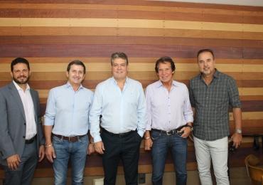 Emoções Incorporadora a empresa de Roberto Carlos vai construir prédio em Goiânia