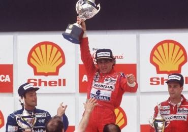 11 momentos marcantes da carreira de Ayrton Senna