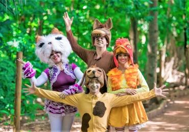 Teatro Goiânia recebe dobradinha de clássicos infantis neste domingo