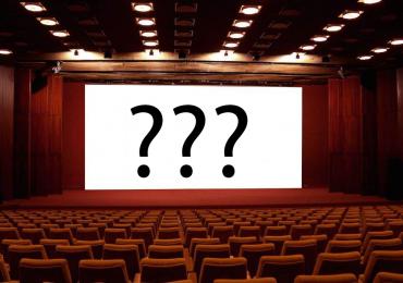 Cine Cultura realiza sessão gratuita em que o filme que só será revelado na hora