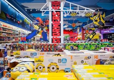 RiHappy faz liquidação de brinquedos com até 70% de desconto