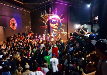 Complexo Criativo em Goiânia comemora um ano com shows de dois grandes nomes do rap nacional