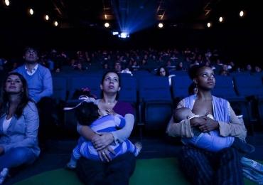 CineMaterna: projeto em Brasília exibe sessão de cinema para mães e seus bebês