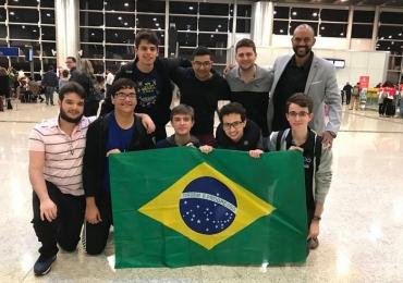 Jovens goianos ganham 1º lugar nacional de Física e chegam a China para representar na Copa Mundial
