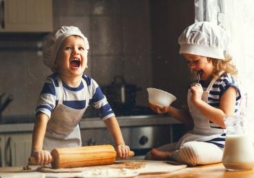 Goiânia recebe curso gastronômico para crianças