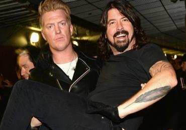 Foo Fighters e Queens of the Stone Age anunciam turnê em quatro cidades brasileiras