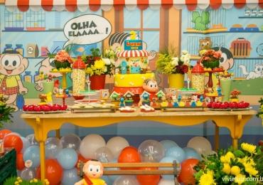 Chocolat Glacé oferece buffet especial para festas infantis