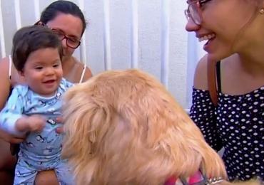 Missão Canina chega ao Hospital da Criança com Super Visita