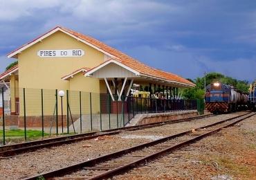 Novo trem turístico de Goiás vai passar por 14 cidades