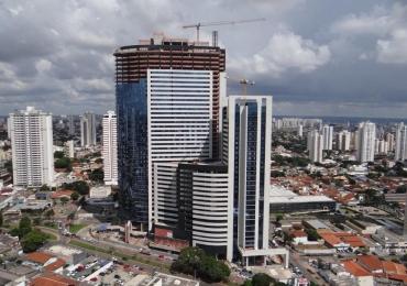 Órion - Business & Health terá primeiro polo gastronômico de Goiânia com vista panorâmica a quase 200 metros de altura