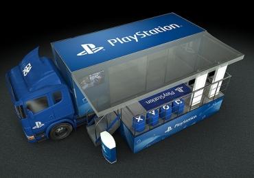 Uberlândia recebe pela primeira vez o 'PlayStation na Estrada' com caminhão itinerante de games