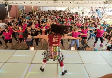 Maratona fitness acontece em Brasília