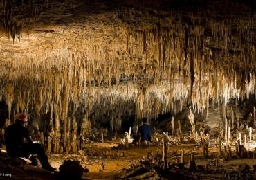 Descubra o ainda pouco conhecido santuário das cavernas aqui em Goiás