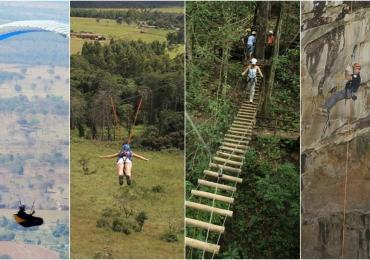 10 destinos para praticar ecoturismo até 326 km de Goiânia