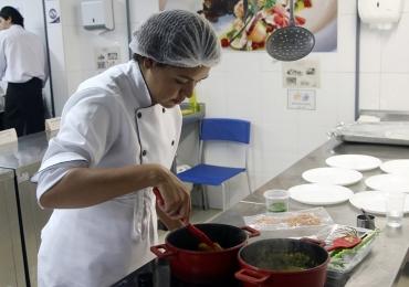 Senac DF oferece oficinas rápidas de gastronomia