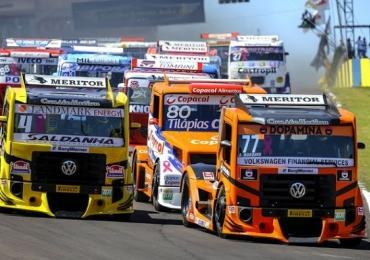 Goiânia recebe a 1ª etapa da Copa Truck 2017