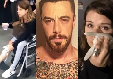 Assessoras do ator Felipe Titto são agredidas por motorista de aplicativo