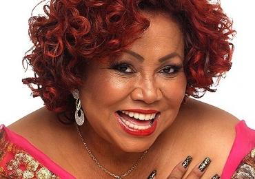 Alcione, a rainha do samba em Brasília