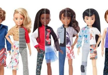 Mattel lança nova linha Barbie sem gênero