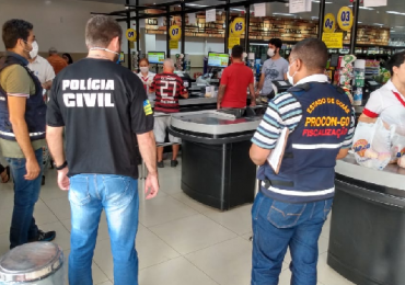 Procon Goiás divulga pesquisa de itens da cesta básica para blindar consumidores dos preços abusivos