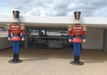 Ponto turístico em Brasília promove apresentações de coral e ballet e espalha a magia do Natal