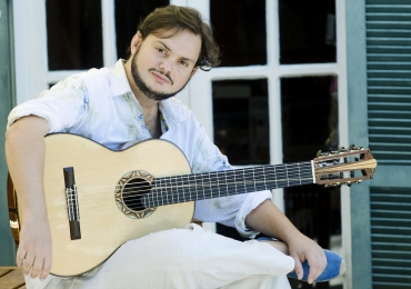 Yamandu Costa faz show em Brasília