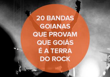 20 bandas goianas que provam que Goiás (também) é a terra do rock