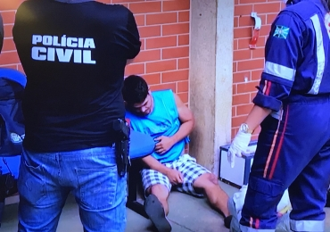 Homem acusado de violentar e matar criança em Goiânia é espancado por presos