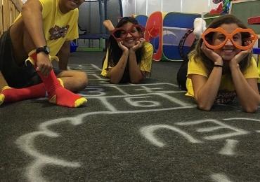 Pontão recebe projeto Circuito Kids e Colônia de Férias