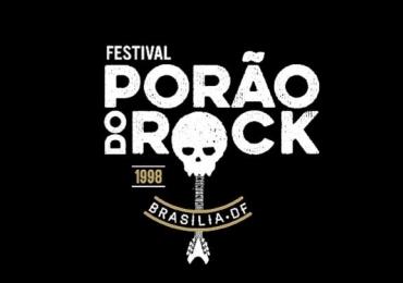 20ª edição do Porão do Rock acontece em novembro
