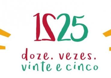 Projeto '12 Vezes 25' resgata clima solidário de Natal todo mês do ano