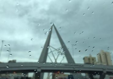 Inmet prevê chuva em Goiânia no fim de semana, mas temperatura continua alta