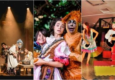 Programação do Teatro Sesc em abril tem ingressos até R$ 20