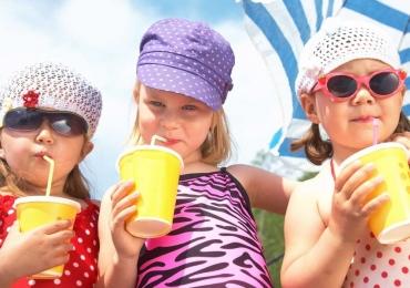 SESI oferece colônia de férias para crianças de até 14 anos