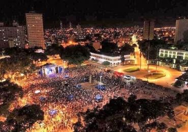 Blocos de carnaval de rua gratuitos em Goiânia