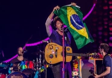 Com ingressos esgotados, Coldplay anuncia show extra no Brasil
