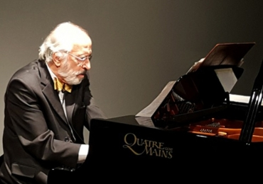Goiânia recebe concerto gratuito do pianista José Eduardo Martins