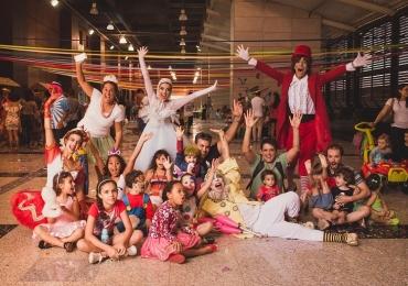 Shopping de Brasília investe em bailinho de Carnaval para a criançada