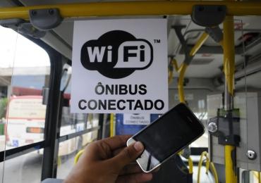 Vereador propõe wi-fi no transporte coletivo de Goiânia