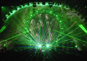 Brasília recebe show de homenagem ao Pink Floyd com psicodelia e super projeções em telão
