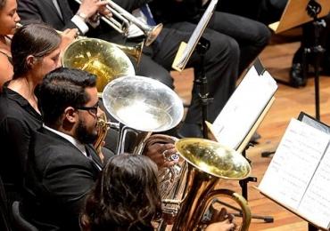 Goiânia recebe Banda Sinfônica Jovem de Goiás em evento gratuito